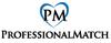 Logo medium professional match